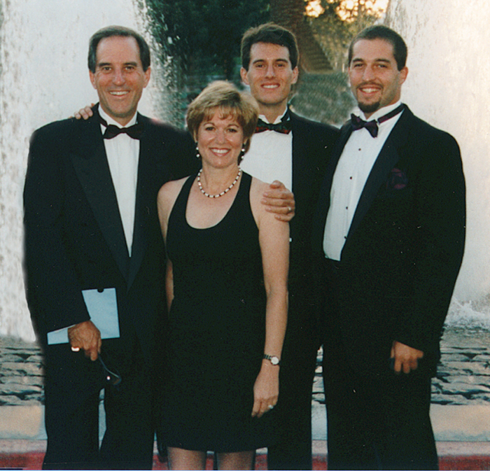1997 Seidlers in Tux