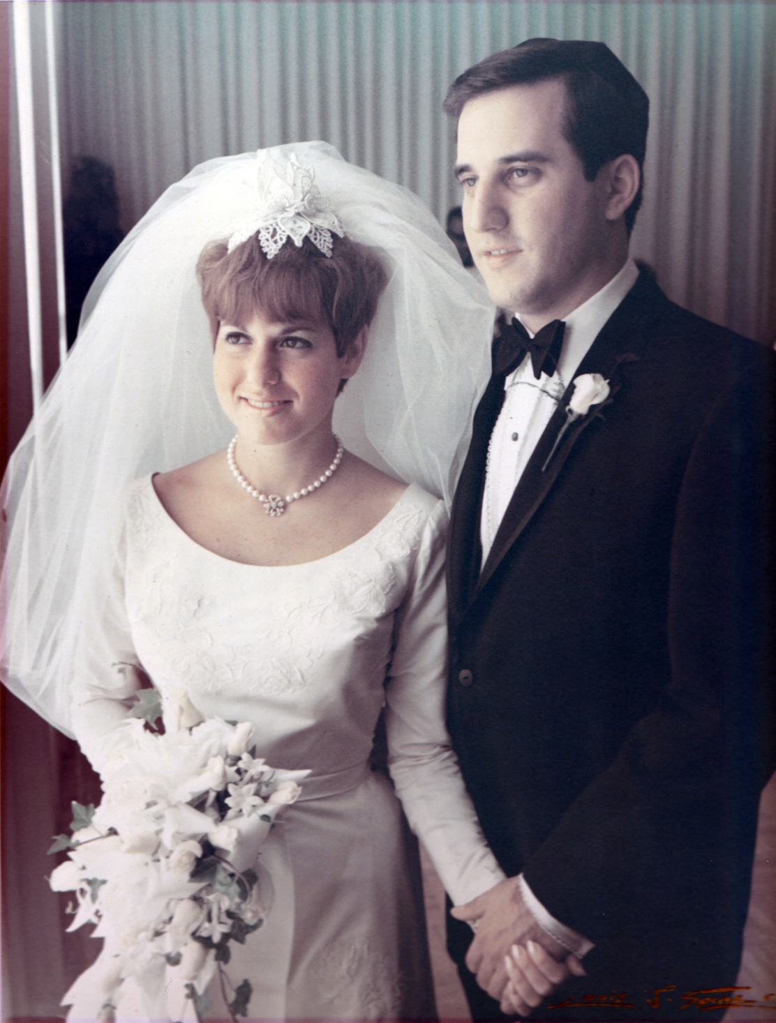 1967 Marcia Joe Wedding