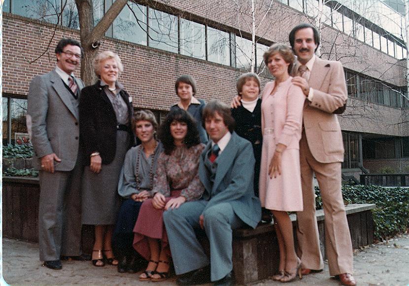 1978 Aaron Seidler Family