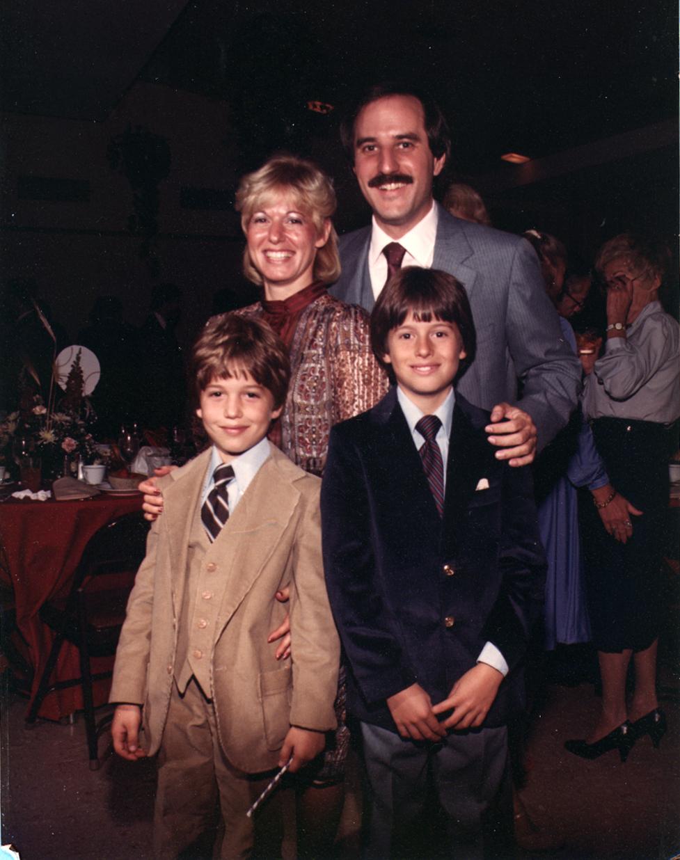 1981 Joe Marcia Family