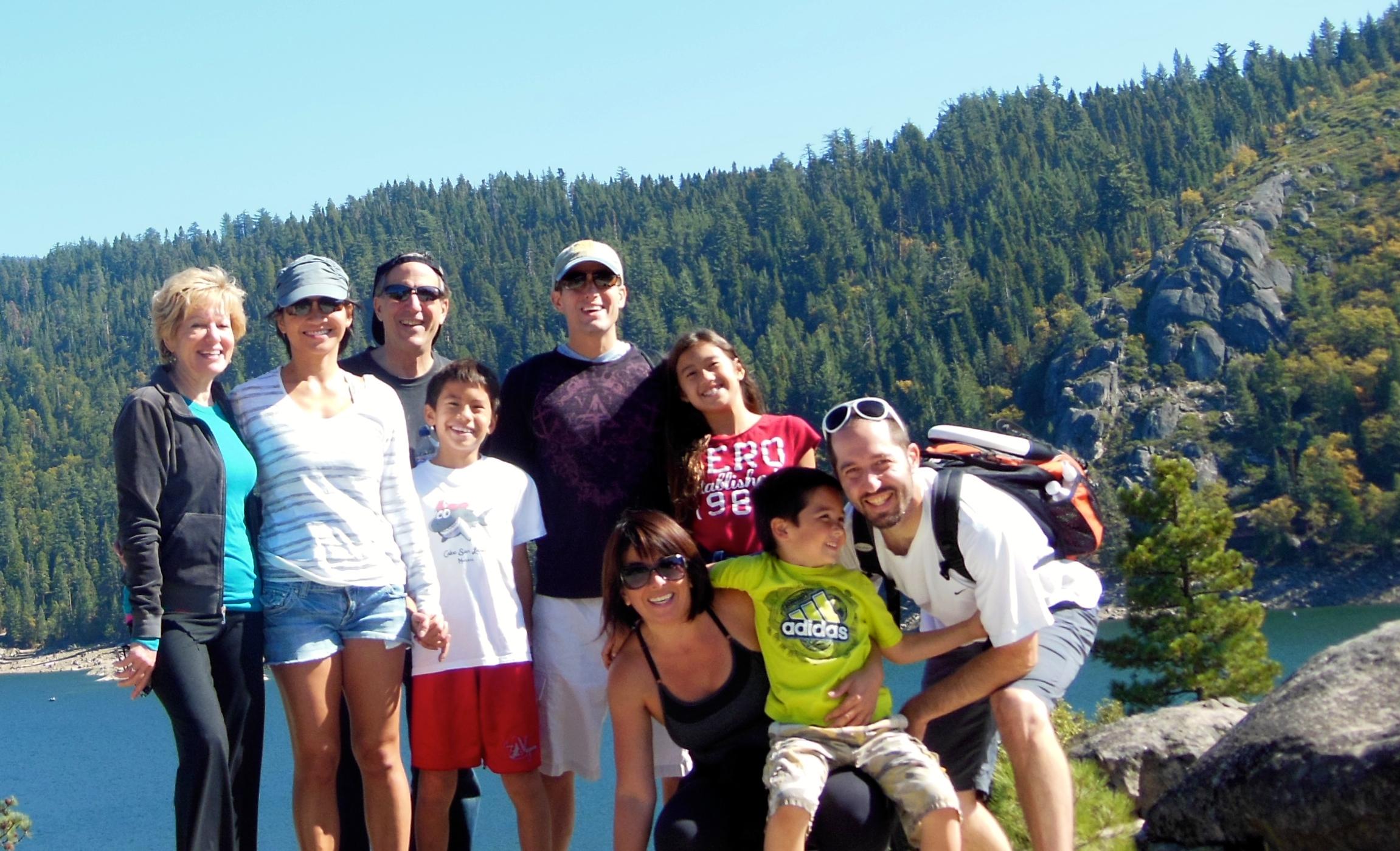 2013 Family Hike
